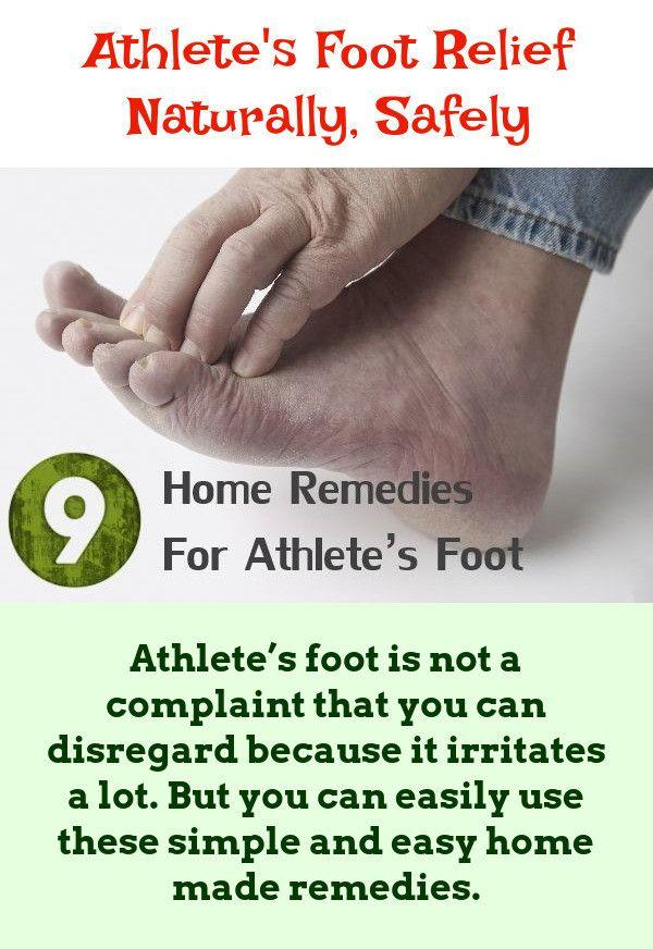 Athlete\'s foot is not a problem which you can pay no attention to ...