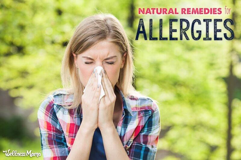 9 Natural Remedies for Allergy Relief | Wellness Mama